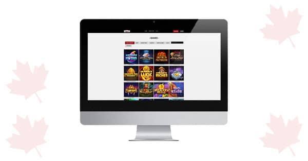 Skor Lobi Desktop Kasino