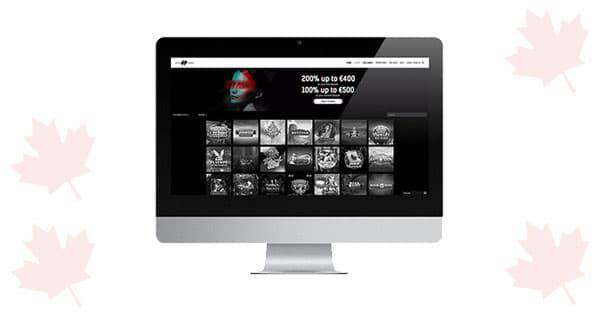 Casino Sinners on Desktop