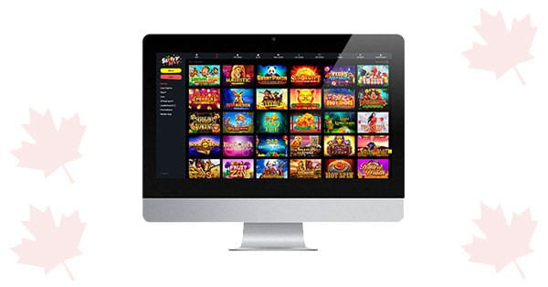 Lobi Desktop Kasino SlottyWay