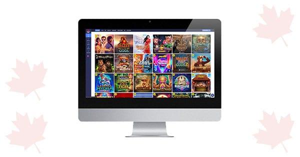 Desktop Kasino Instantpay