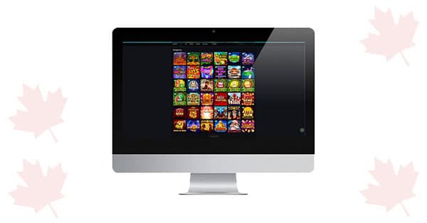Desktop Kasino KatsuBet