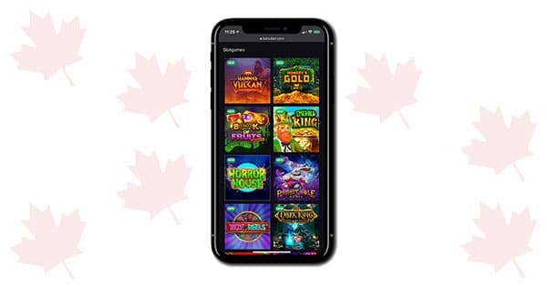 KatsuBet Casino Mobile