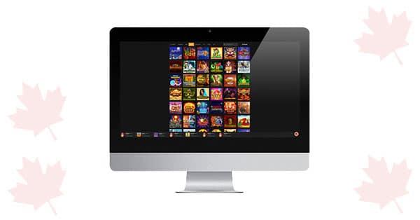 Tingkatkan desktop Kasino