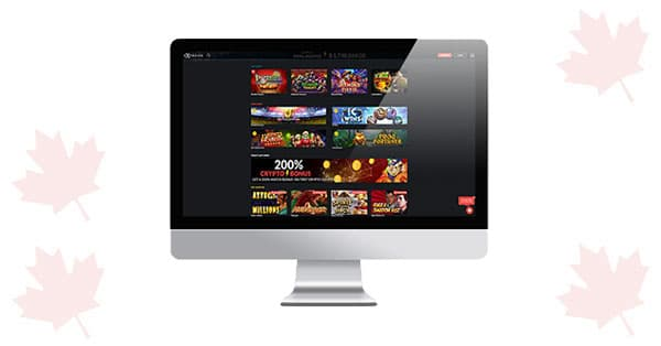 Casino Extreme desktop