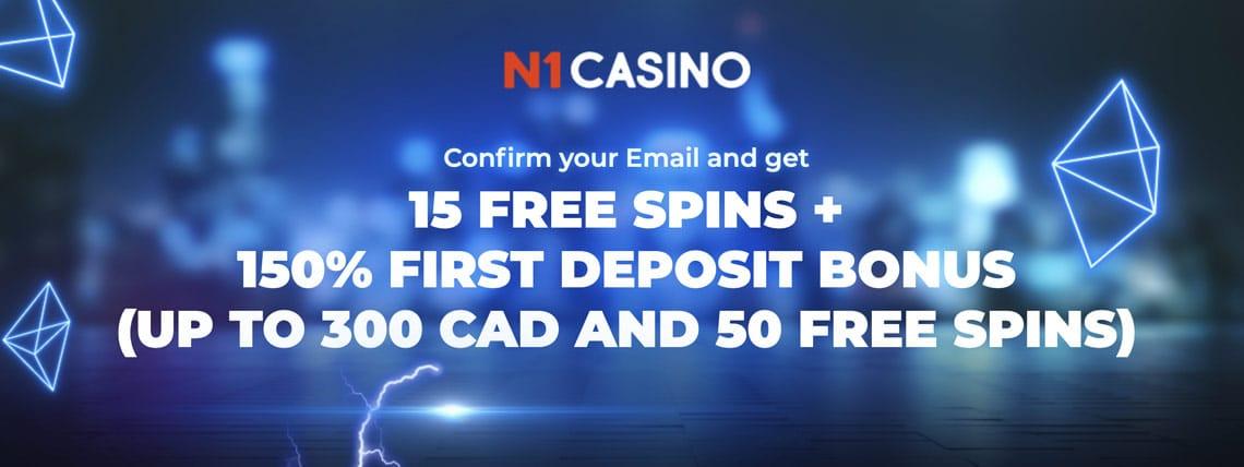 n1 casino CANADA