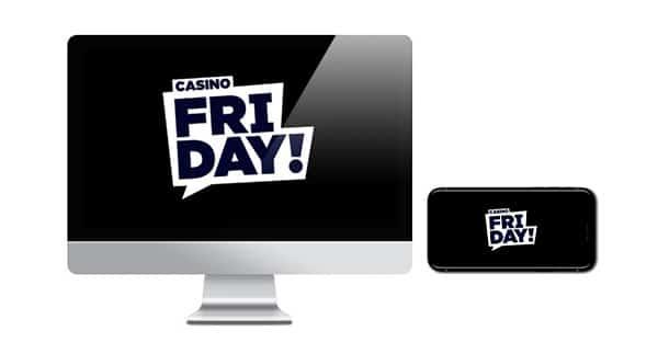Logo CasinoFriday