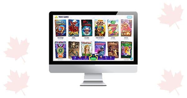 Desktop Kasino Casombie