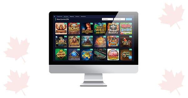 Kasino Desktop RushCasino