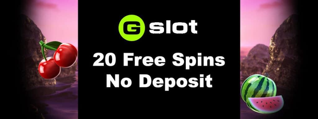 Gslot Casino Bonus Codes 2021