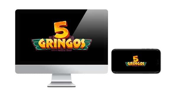 Logo Kasino 5Gringos