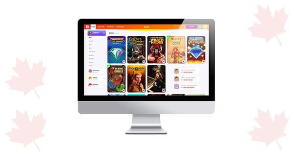 7Signs Casino Desktop