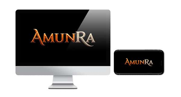 Logo AmunRa Casino