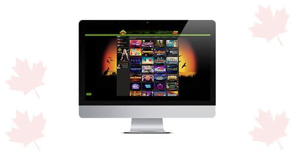 GDay Casino Desktop