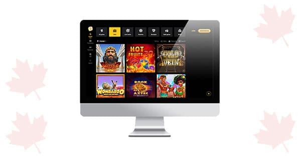 Tetap Desktop Kasino