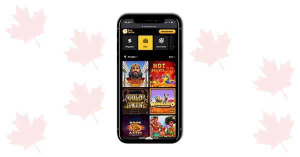 Tetap Casino Mobile