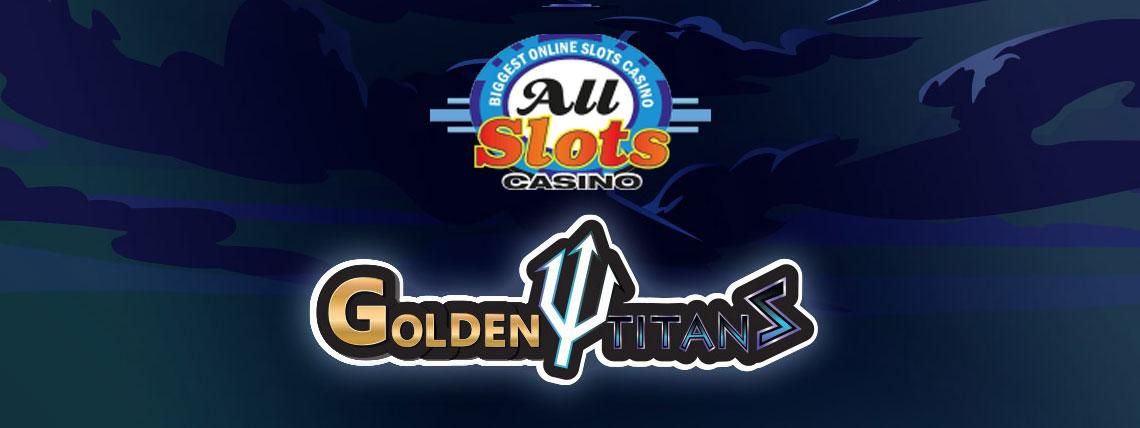 all slots golden titans