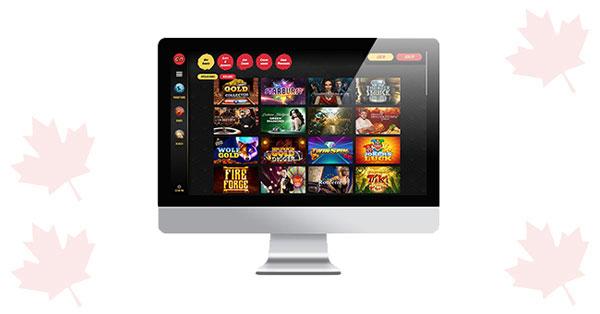 Casino Masters Desktop