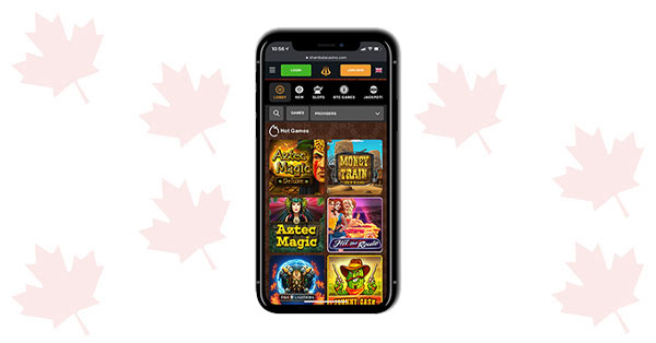 Shambala Casino mobile