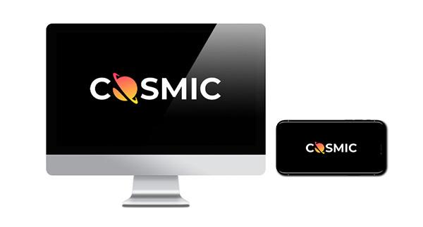 Cosmic Slot Casino Logo