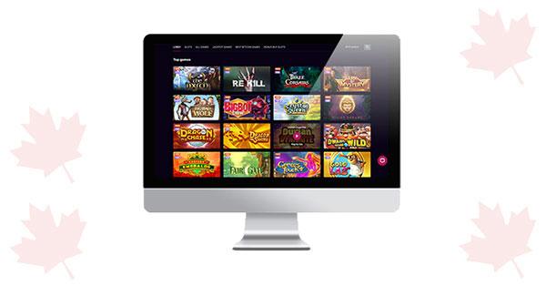 Lobi desktop Kasino Kosmonaut