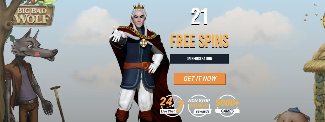 king billy no deposit