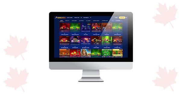 Desktop Kasino Kakadu
