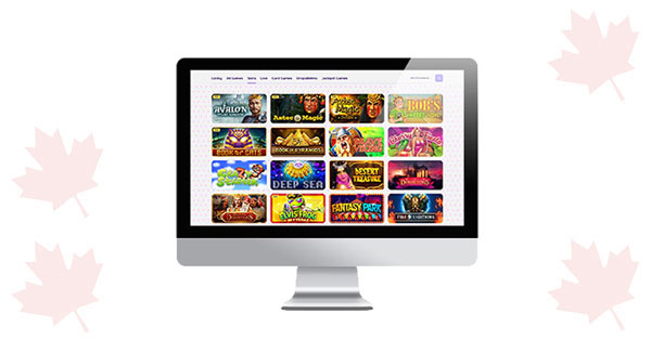 Kim Vegas Casino Desktop